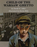 Miniatur Child of the Warsaw Ghetto