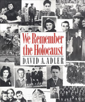 Miniatur We Remember the Holocaust – Buchcover